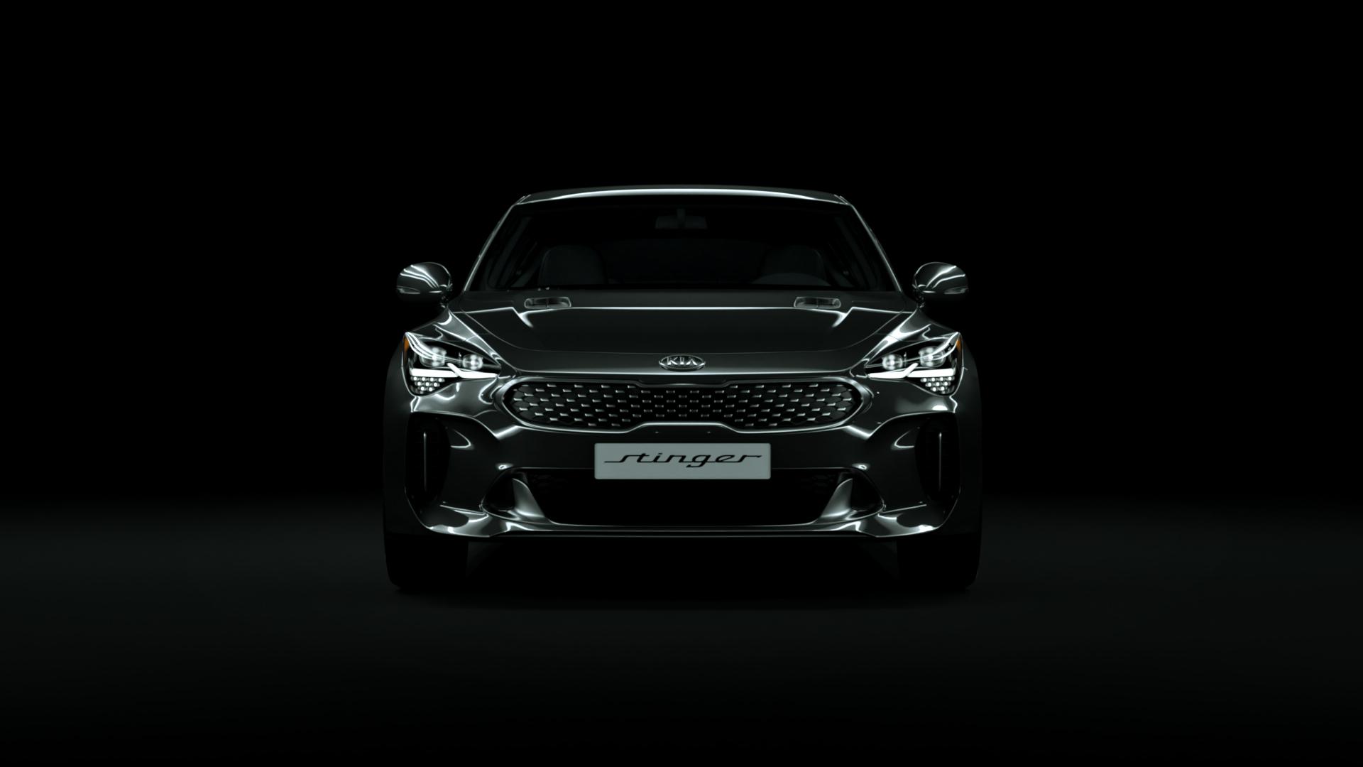 Cgi automotive studio