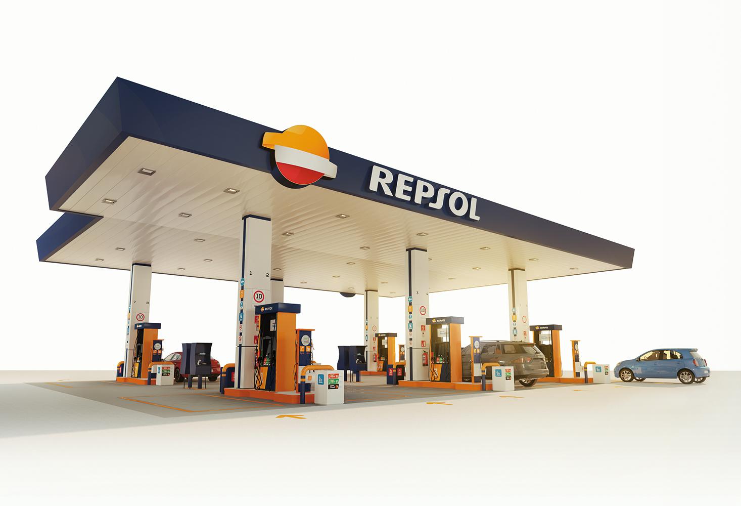 CGI Image Repsol Mexico by Studio Capicúa