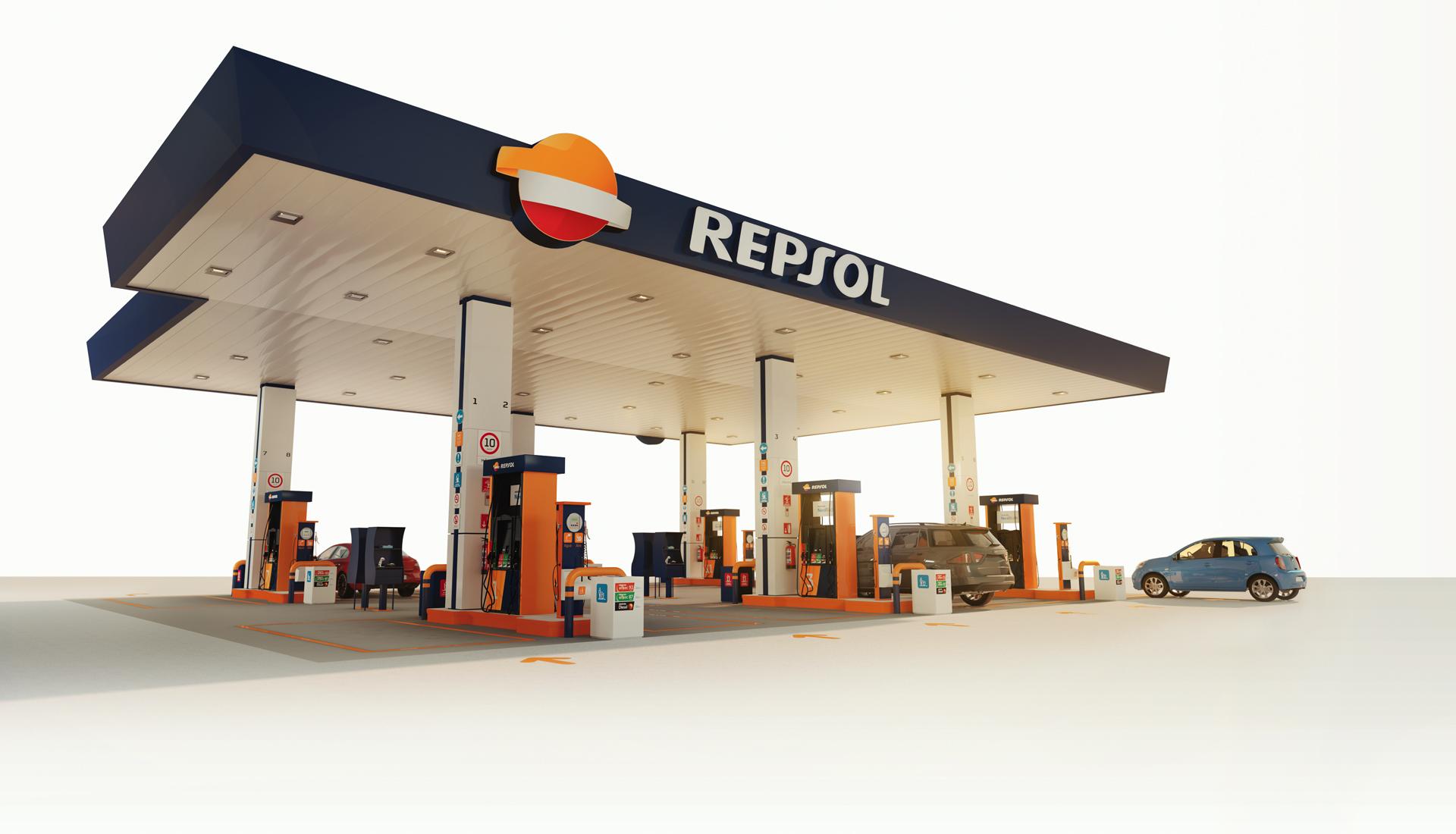 CGI Image, Repsol México