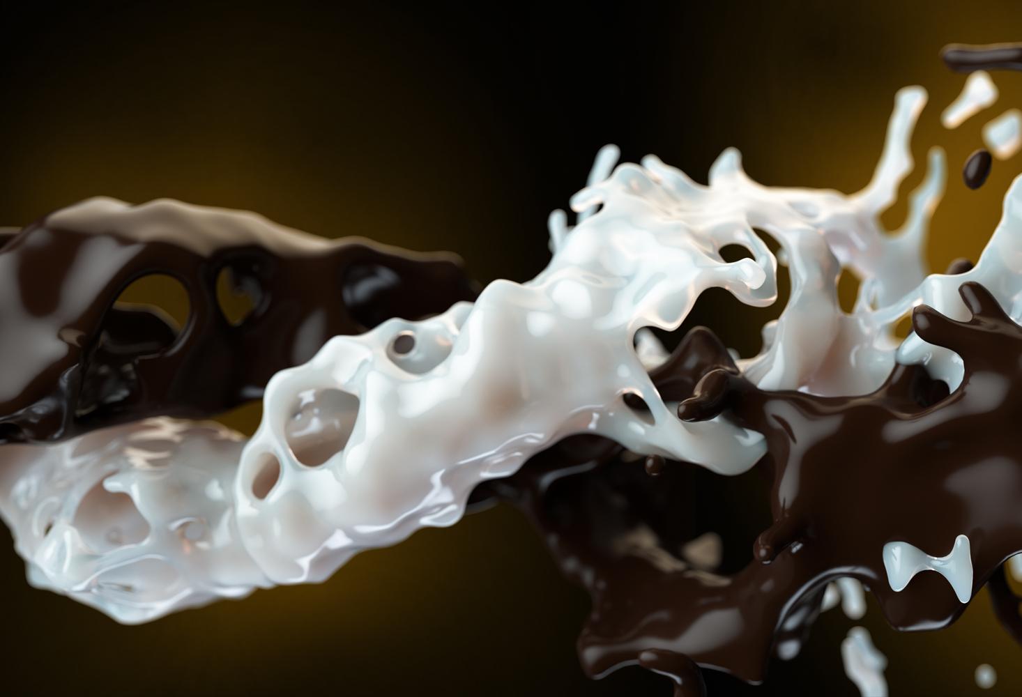 CGI Splash Fluids | Studio Capicua